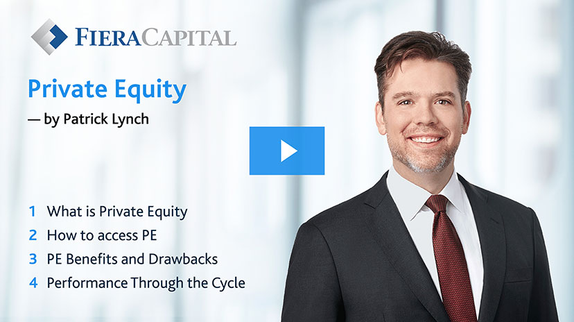 Inside Look: Private Equity